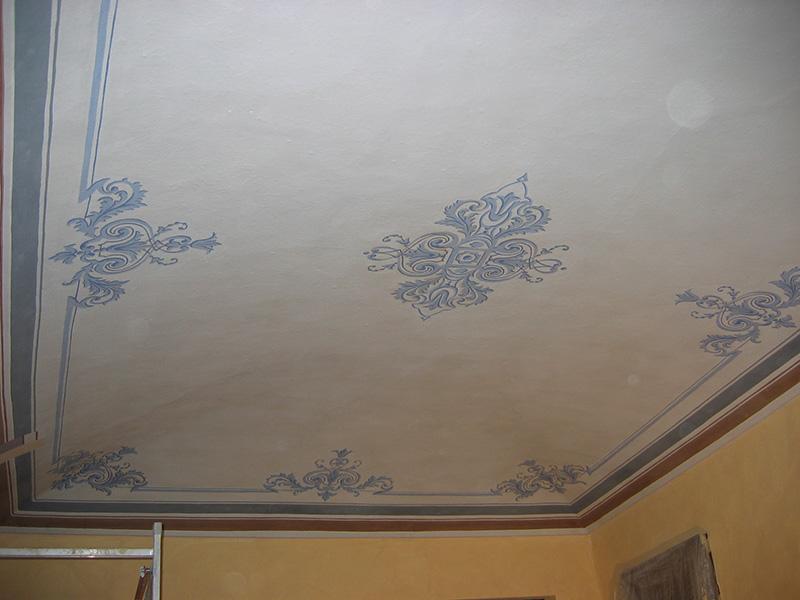 Rosoni gesso per soffitti